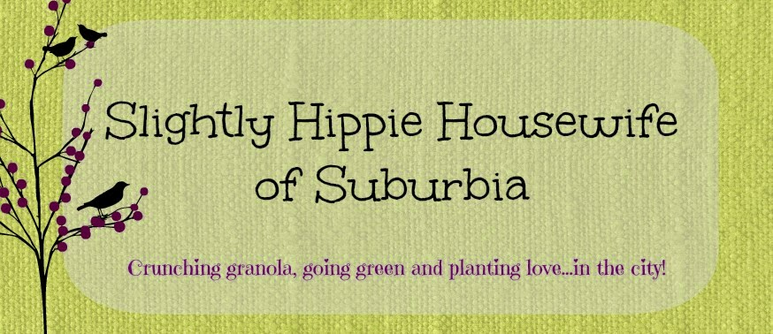 Slightly Hippie Housewife of Suburbia