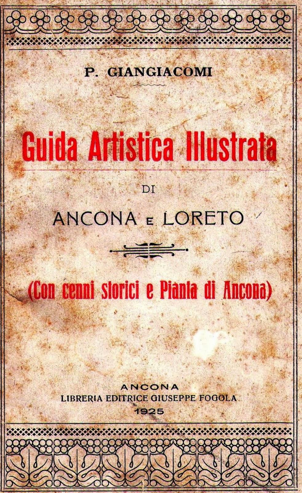 Giuda Artistica di Ancona