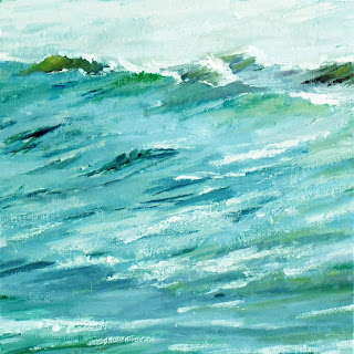 Long Wave II by Liza Hirst