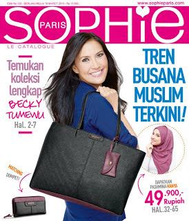 Terbaru: Katalog Sophie Martin April 2013