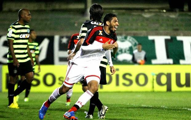 f24e6ad0a6 Flamengo vence o Coritiba no Couto Pereira e quebra tabu de 15 anos