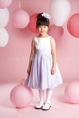 Jasmine - Mädchenkleider 2013