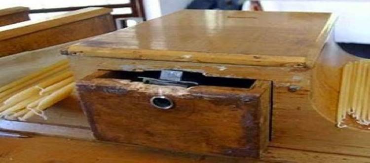 ΙΩΑΝΝΙΝΑ:Η ανακοίνωση της ΓΑΔΗ για τη σύλληψη , 54χρονου , που κατηγορείται για διακεκριμένες περιπτώσεις κλοπών σε εκκλησίες στο Νομό