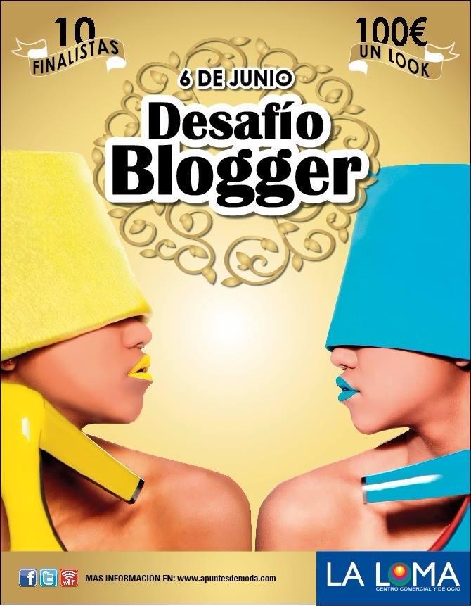 Desafío Blogger