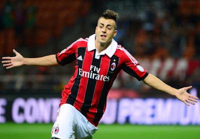 Stephan El Shaarawy AC Milan 2012 Manchester United Transfer