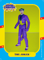 Super Powers Collection The Joker Action Figure by Kenner Superman Super Powers Collection Figure Clark Kent Kenner Mattycollector DC Universe Classics Unlimited Man of Steel Toys Movie Masters polymerphelia GeekSummit