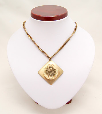 naszyjnik wisior sutasz soutache pendant necklace 29