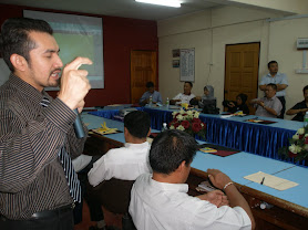 KURSUS HYPNOSIS IN BUSINESS MARA TAWAU (27-28 SEPT 2011)