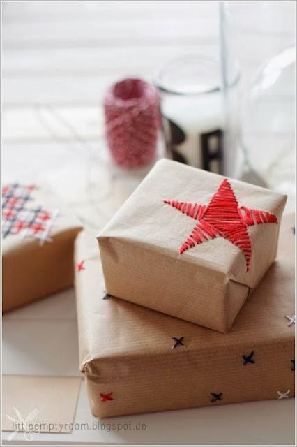 bordado no pacote