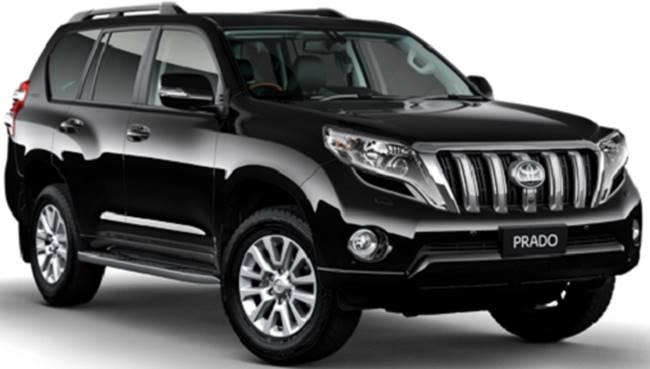 2017 Toyota Prado Qatar   TOYOTA UPDATE REVIEW
