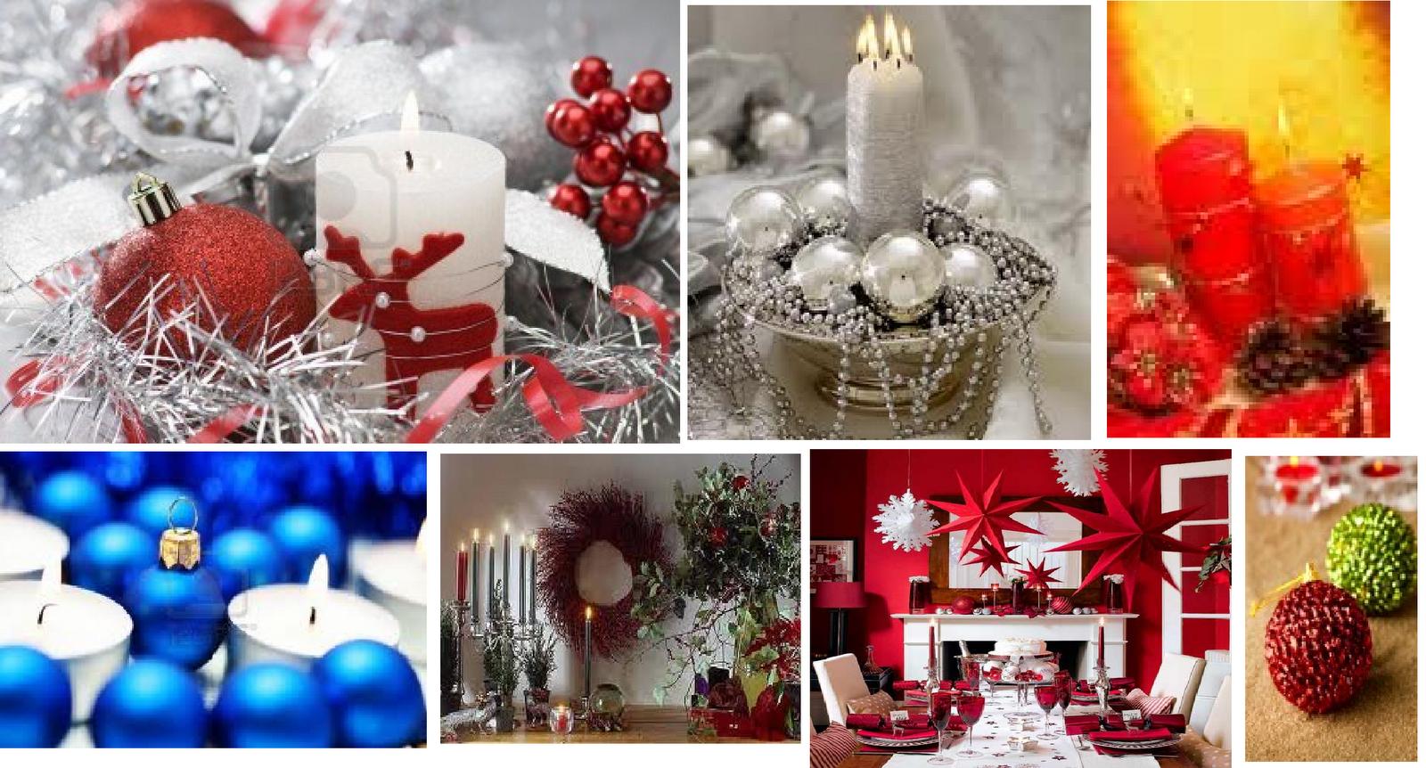 Dise o y decoraci n decoraci n navide a - Decoracion navidena moderna ...