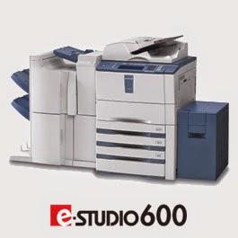 Máy photocopy toshiba E-studio E600 Hải Phòng