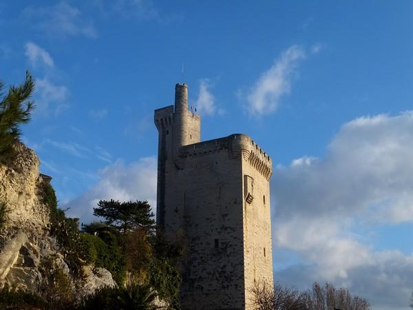 villeneuve lès avignon gard tour philippe le bel