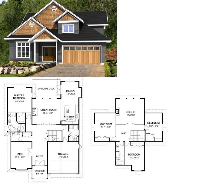 Dise os de casas planos gratis planos casas para construir for Planos de casas de campo gratis