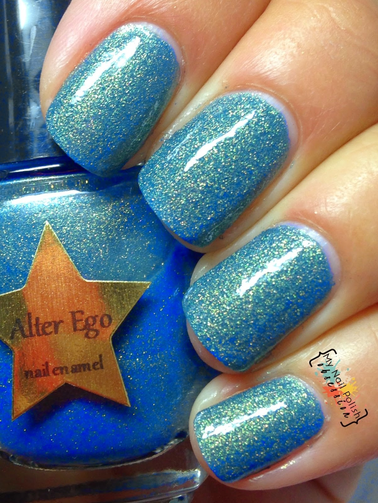 Alter Ego Nail Enamel Rows Her Boat