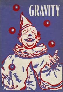 Gravity vintage book