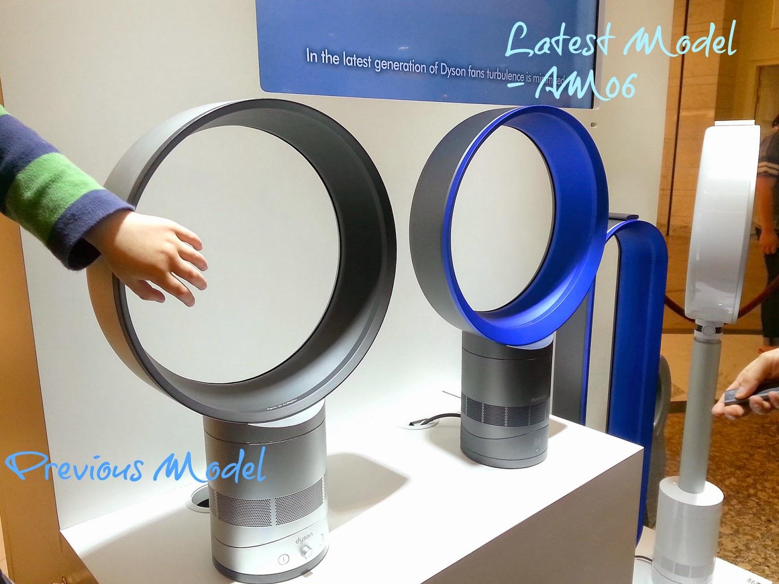 Dyson Cooling Fan, Bladeless Fan, Dyson AM06