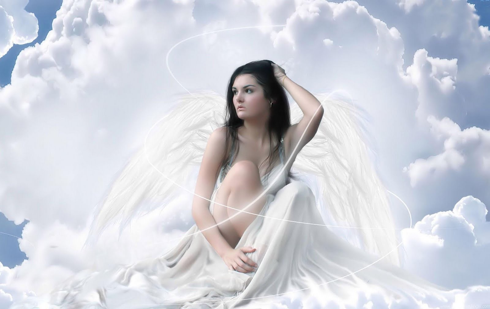 beautiful fantasy girl wallpapers-02 ~ only sweet angel