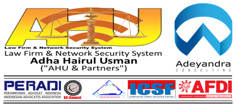 "Law Firm & Network Security System Adha Hairul Usman (""AHU & Partners"")"