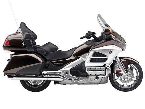 Gambar Motor 2013 Honda Gold Wing GL1800 Audio Comfort Navi XM, 480x360 pixels