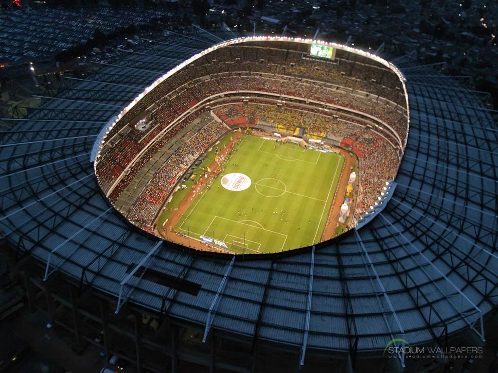 Home Of Sports Estadio Azteca Stadium
