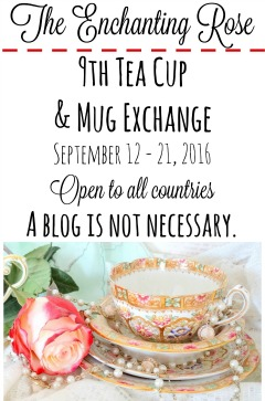Tea Cup & Mug Exchange