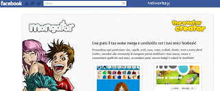 avatar manga facebook