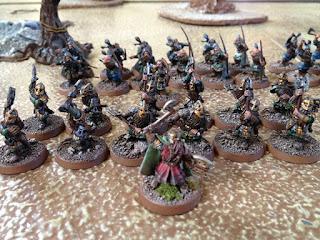 The Hobbit SBG - Dwarf Khazad Guard