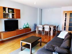 Piso en venta en Montealto, reciente construcción, tres dormitorios, garaje. A Coruña