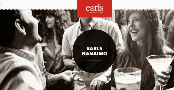 Earls Nanaimo Closes April 30/15