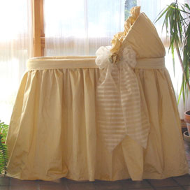 Bassinet Decoration1