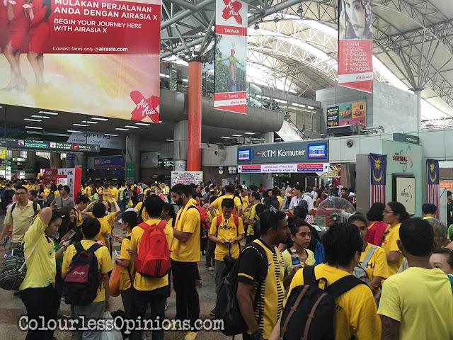 Bersih 4 kl sentral