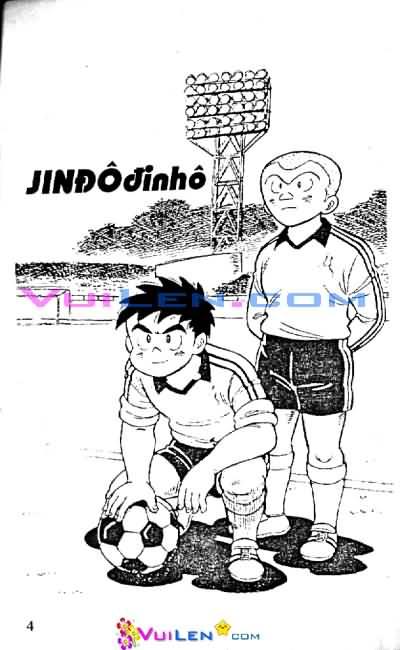 Jindodinho - Đường Dẫn Đến Khung Thành III  Tập 10 page 4 Congtruyen24h