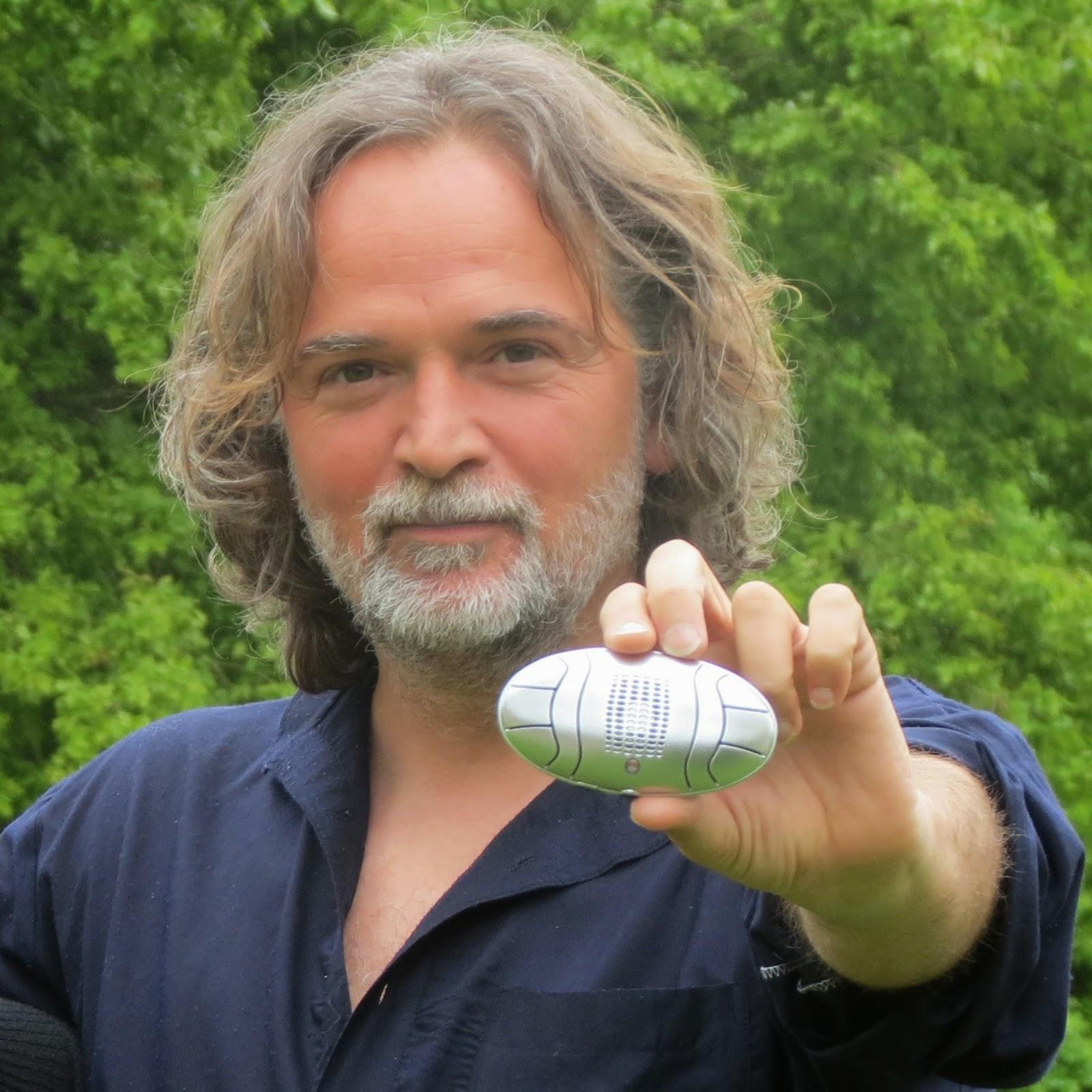 Frédéric Baron co-inventeur du LodyOne