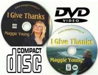 I Give Thanks (CD & DVD)