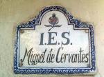 IES Miguel de cervantes Granada, Spain