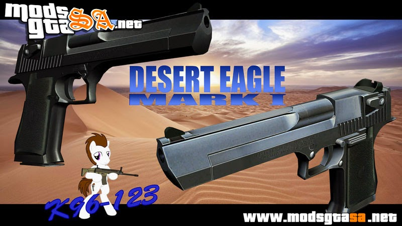 SA - Desert Eagle Mark 1
