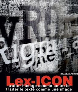 Lex-ICON: traiter l'image comme un texte / traiter le texte comme une image CLICK image 4 infos
