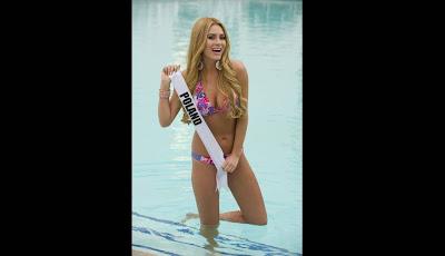 miss polonia 2012 en bikini