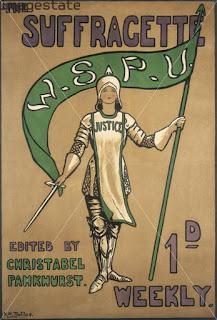 Suffragette magazine