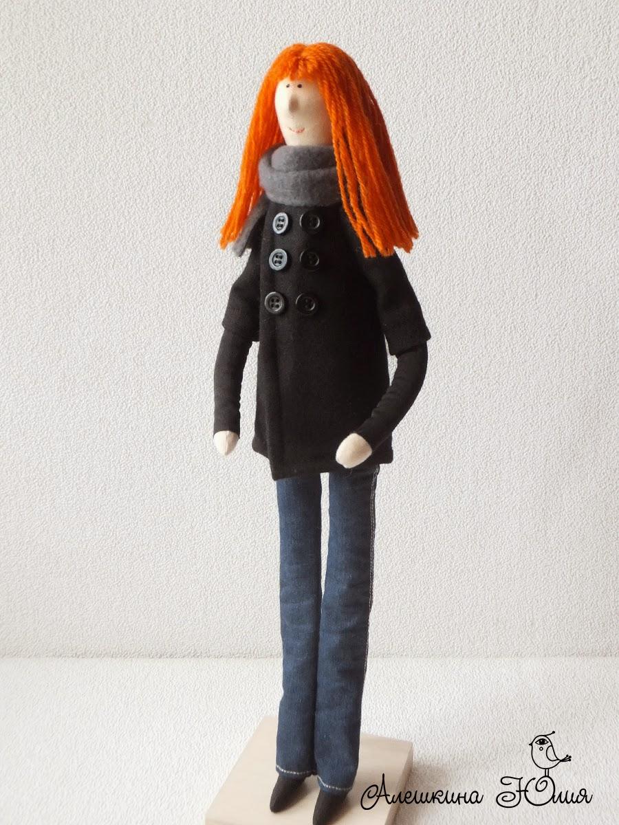 кукла по фотографии на заказ