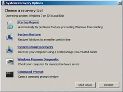 Cara Membuat CD DVD Recovery Repair Windows 7