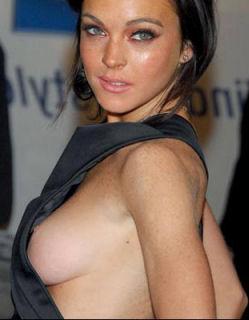Pussy Shot Lindsey Lohan 90