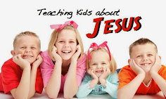 Teaching Children about Jesus