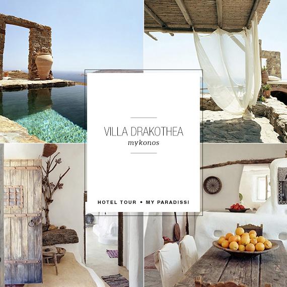 Villa Drakothea, Mykonos | My Paradissi