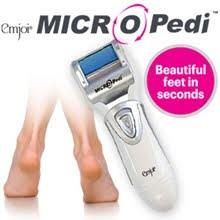 MICRO Pedi electric hard skin remover