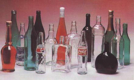 El reciclaje del cambio tipos de reciclaje - Que hacer con botellas de vidrio ...