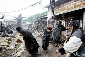 Rurouni Kenshin: Kết thúc một huyền thoại