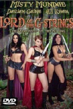 Watch The Lord of the G-Strings: The Femaleship of the String (2003)