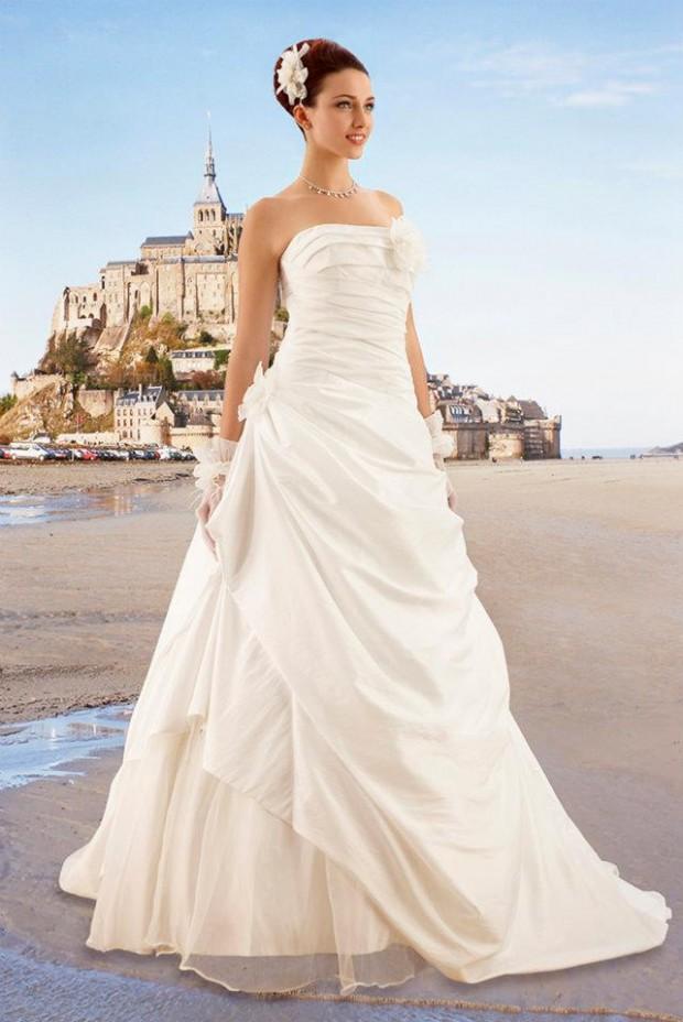 Свадебные Платья Италия Франция